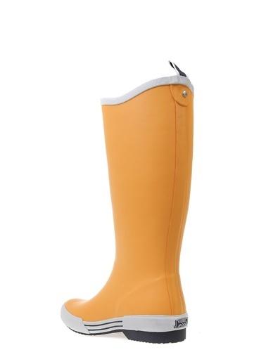 Vero Moda Yağmur Çizmesi Hardal